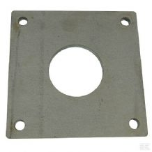 4 bolt square flange